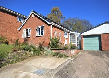 Thumbnail 2 bed bungalow for sale in The Firs, Chester Road, Whitchurch