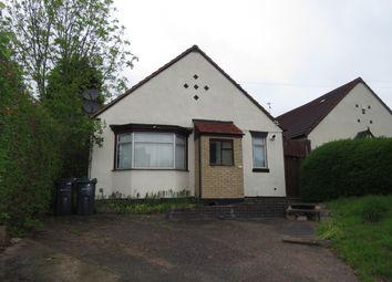 Thumbnail 2 bed bungalow to rent in Moor End Lane, Erdington, Birmingham