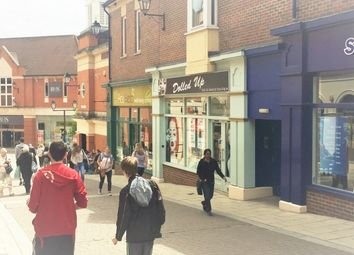 Thumbnail Retail premises to let in Unit 27, 17 Steeplegate Vicar Lane Shopping Centre, Chesterfield