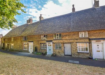 Thumbnail 3 bed cottage for sale in The Green, Harrold, Bedford