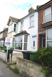 Thumbnail 3 bed terraced house for sale in Bexhill Road, Hastings