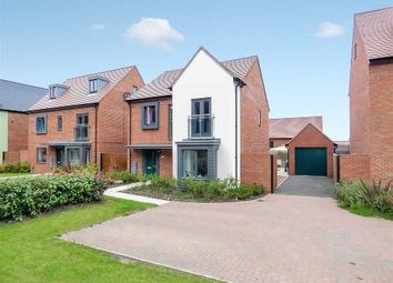 Thumbnail 4 bed detached house for sale in Newdale Halt, Lawley Village, Telford, Shropshire