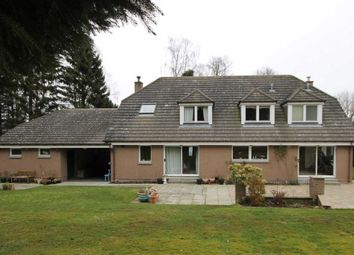 Thumbnail 5 bed detached house for sale in Woodside Road, Torphins, Banchory, Aberdeenshire