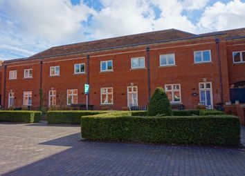 Thumbnail 3 bedroom town house for sale in Carnarvon Court, Bretby, Burton-On-Trent