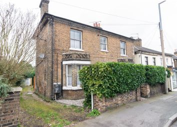 Thumbnail 2 bed flat for sale in Warley Hill, Warley, Brentwood