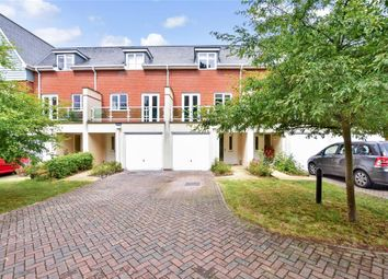 Thumbnail 4 bed town house for sale in Goodworth Road, Redhill, Surrey