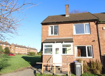 Thumbnail 3 bed end terrace house for sale in Atlantic Road, Sheffield