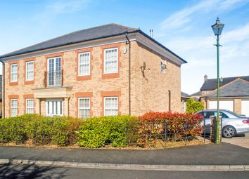 Thumbnail 5 bed detached house for sale in Vane Close, Wynyard, Billingham