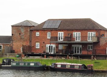 Thumbnail 2 bed flat for sale in Dogdyke, Lincoln