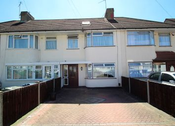 Thumbnail 4 bed terraced house to rent in Eastleigh Avenue, South Harrow, Harrow