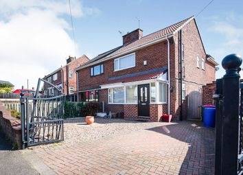 Thumbnail 4 bed semi-detached house for sale in Wynmoor Crescent, Brampton, Barnsley