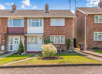 Thumbnail 3 bed semi-detached house for sale in Glebe Road, Stilton, Peterborough