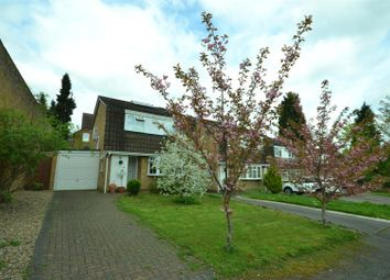 Thumbnail 3 bed detached house for sale in Waldale Drive, Leicester