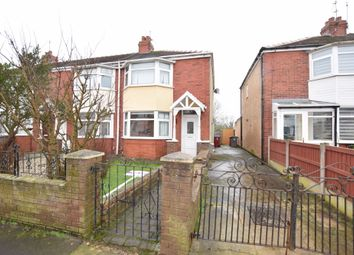 Thumbnail 3 bed end terrace house for sale in Levine Avenue, Blackpool