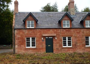 Thumbnail 3 bed semi-detached house to rent in Rose Cottage West, Marchmont Estate, Greenlaw