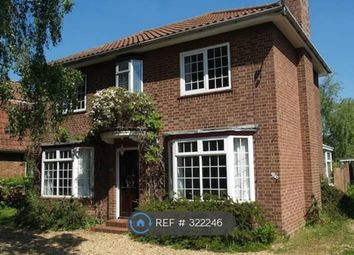 Thumbnail 4 bed detached house to rent in Histon Road, Cambridge