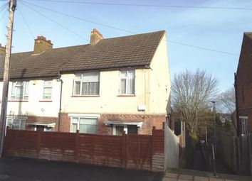 Thumbnail 3 bedroom end terrace house for sale in Corncastle Road, Luton, Bedfordshire