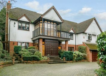 Thumbnail 5 bed detached house for sale in The Warren, Radlett, Hertfordshire, UK