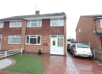 Thumbnail 4 bed semi-detached house for sale in Princess Road, Hinckley