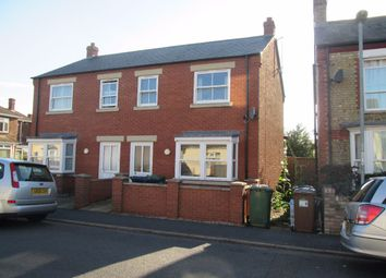 Thumbnail 2 bed semi-detached house to rent in Ramnoth Road, Wisbech