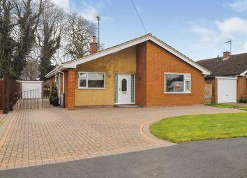 Elwyndene Road, March PE15. 2 bed detached bungalow for sale