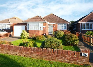 Thumbnail 3 bed detached bungalow for sale in Normans Drive, Felpham, Bognor Regis