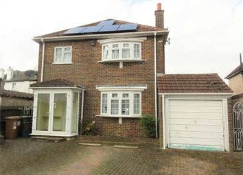 Thumbnail 3 bed detached house for sale in Hillside Gardens, Wallington, Surrey