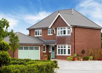 Thumbnail 4 bedroom detached house for sale in Potters Lea, Exeter Road, Newton Abbot, Devon