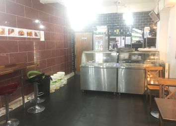 Thumbnail Restaurant/cafe to let in Aldgate, London