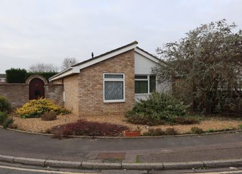 Thumbnail 2 bed bungalow for sale in Widecombe Close, Bedford, Bedfordshire