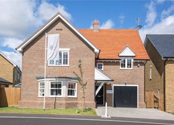 Thumbnail 5 bedroom detached house for sale in The Aster, Bentley Place, Bentley Heath, Barnet