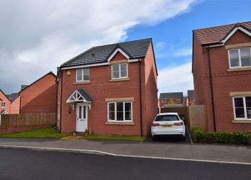 Thumbnail 3 bed detached house for sale in Manor House Court, Chesterfield