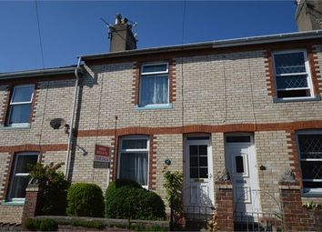 Thumbnail 3 bed terraced house for sale in Netley Road, Knowles Hill, Newton Abbot, Devon.