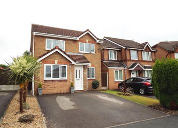 Thumbnail 4 bed detached house for sale in Turnstone Drive, Halewood