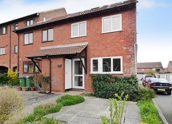 Thumbnail 4 bed end terrace house for sale in Dinsdale Gardens, Rustington, Littlehampton
