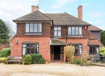 Thumbnail 4 bed detached house for sale in Cobbetts Lane, Yateley