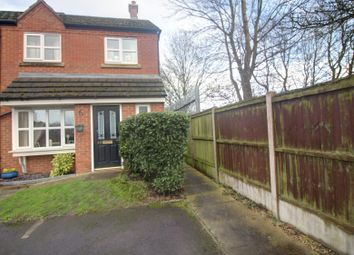 Thumbnail 3 bedroom end terrace house for sale in Old Toll Gate, St. Georges, Telford