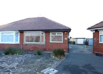 Thumbnail 2 bed bungalow for sale in Annan Crescent, Blackpool