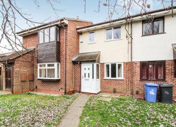 2 bed terraced house for sale in Kestrels Croft, Sinfin, Derby DE24