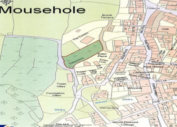 Thumbnail Land for sale in Millpool, Mousehole, Penzance