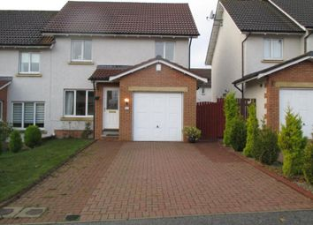 Thumbnail 3 bedroom semi-detached house to rent in Derbeth Grange, Kingswells