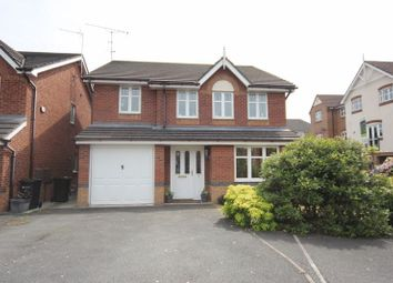 Thumbnail 4 bed detached house for sale in Mill Croft, Neston, Cheshire