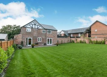 Thumbnail 3 bed barn conversion for sale in Greysfield House, Ferma Lane, Great Barrow, Chester