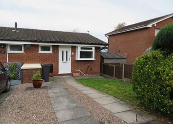 Thumbnail 1 bed bungalow for sale in Priestley Way, Shaw, Oldham
