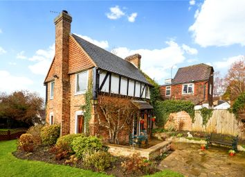 Thumbnail 3 bed semi-detached house for sale in High Street, Otford, Sevenoaks, Kent