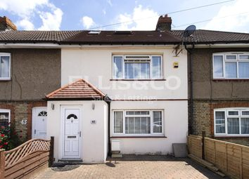 Thumbnail 3 bedroom terraced house for sale in Clitterhouse Crescent, London