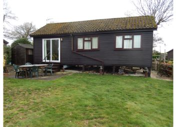 Thumbnail 2 bed detached bungalow for sale in Horsefen Road, Great Yarmouth