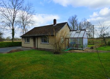 Thumbnail 2 bed bungalow for sale in Ashton Road, Minety, Swindon, Wiltshire