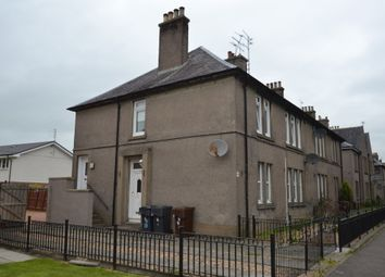 Thumbnail 2 bed flat to rent in Raploch Road, Stirling