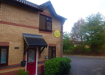 Thumbnail 2 bed end terrace house for sale in Bishops Close, Thornwell, Chepstow